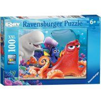 Ravensburger puzzle Hledá se Dory 100 XXL dílků