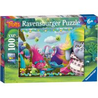 Ravensburger puzzle Trollové 100 XXL dílků