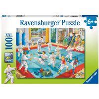 Ravensburger Puzzle Bojové umění 100 XXL dílků