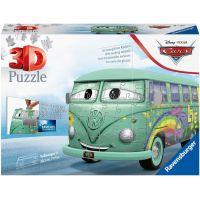 Ravensburger 3D puzzle Fillmore VW Disney Pixar Cars 162 dílků