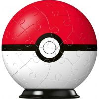 Ravensburger Puzzle PuzzleBall Pokémon Motív 1 položka 54 dielikov