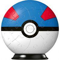 Ravensburger Puzzle PuzzleBall Pokémon Motív 2 položka 54 dielikov