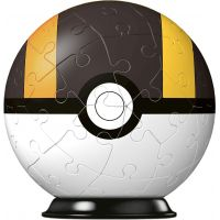 Ravensburger Puzzle PuzzleBall Pokémon Motív 3 položka 54 dielikov
