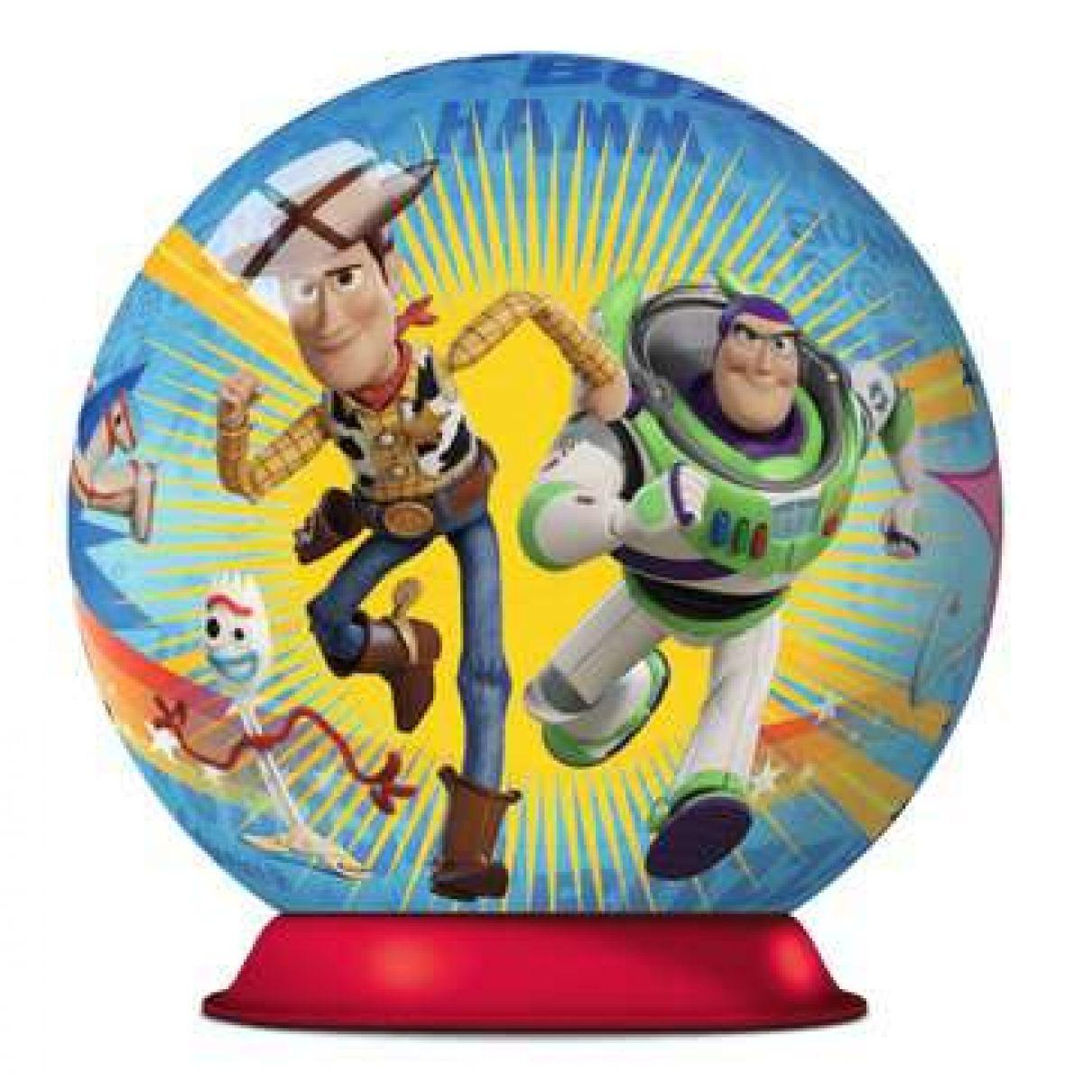Ravensburger puzzle 118472 Disney Pixar Príbeh hračiek 4 3D 72 dielikov