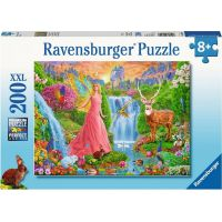 Ravensburger puzzle Pohádková kouzla 200 XXL dílků