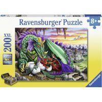 Ravensburger puzzle Královna draků 200 XXL dílků