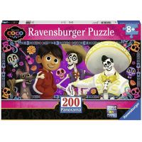 Ravensburger Puzzle Disney Coco Vzpomeň si na mě 200 dílků