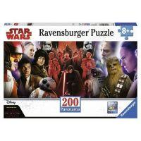 Ravensburger Puzzle 127436 Disney Star Wars Epizoda VIII 200 dílků