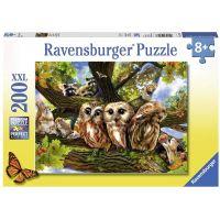 Ravensburger Puzzle Lesní sousedé 200 XXL dílků