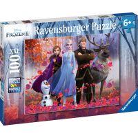 Ravensburger puzzle Disney Ledové království II 100 XXL dílků 2
