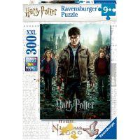 Ravensburger puzzle Harry Potter spolu v boji 300 dílků