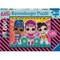 Ravensburger puzzle Panenky L.O.L 100 XXL dílků