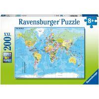 Ravensburger puzzle Svět 200 XXL dílků