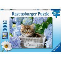 Ravensburger puzzle Malá kočka 300 XXL dílků