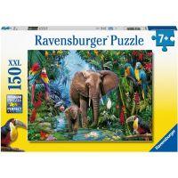 Ravensburger puzzle Safari zvířata 150 dílků