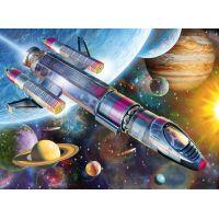Ravensburger Puzzle Vesmírná mise 100 dílků