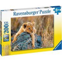 Ravensburger Puzzle Malý lev 200 dílků 2