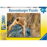 Ravensburger Puzzle Malý lev 200 dílků 3