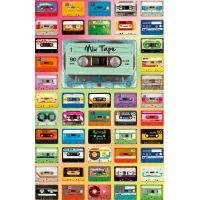 Ravensburger Puzzle Kazetový mix 200 dílků