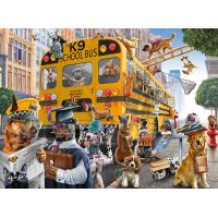 Ravensburger Puzzle Školní kamarádi 150 dílků