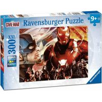 Ravensburger puzzle Kapitán Amerika vs. Iron Man 300 XXL dílků