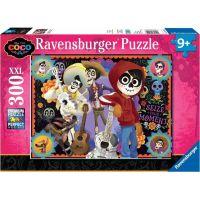 Ravensburger puzzle Disney Coco Miguel a přátelé 300 XXL dílků
