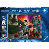 Ravensburger puzzle Dobrodružství s troly 300 XXL dílků