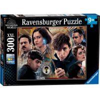 Ravensburger puzzle Fantastická zvířata 300 XXL dílků