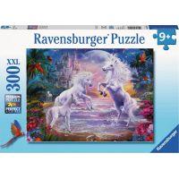 Ravensburger puzzle Jednorožcův ráj 300 XXL dílků