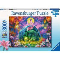 Ravensburger puzzle Kouzelný dračí les 300 XXL dílků