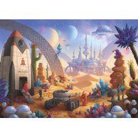 Ravensburger Puzzle Exit Kids Puzzle Vesmír 368 dílků