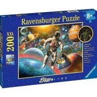 Ravensburger Puzzle 136124 Vesmír s planetami 200 dílků