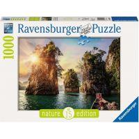 Ravensburger puzzle Přírodní divy 1000 dílků