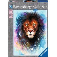 Ravensburger puzzle Majestátní lvi 1000 dílků