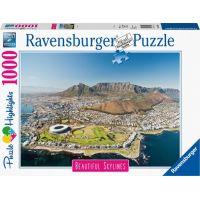 Ravensburger puzzle Kapské město 1000 dílků