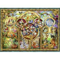 Ravensburger Puzzle Rodina Disney 500 dílků