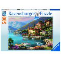 Ravensburger Puzzle 147977 Villa Bella Vista 500 dílků