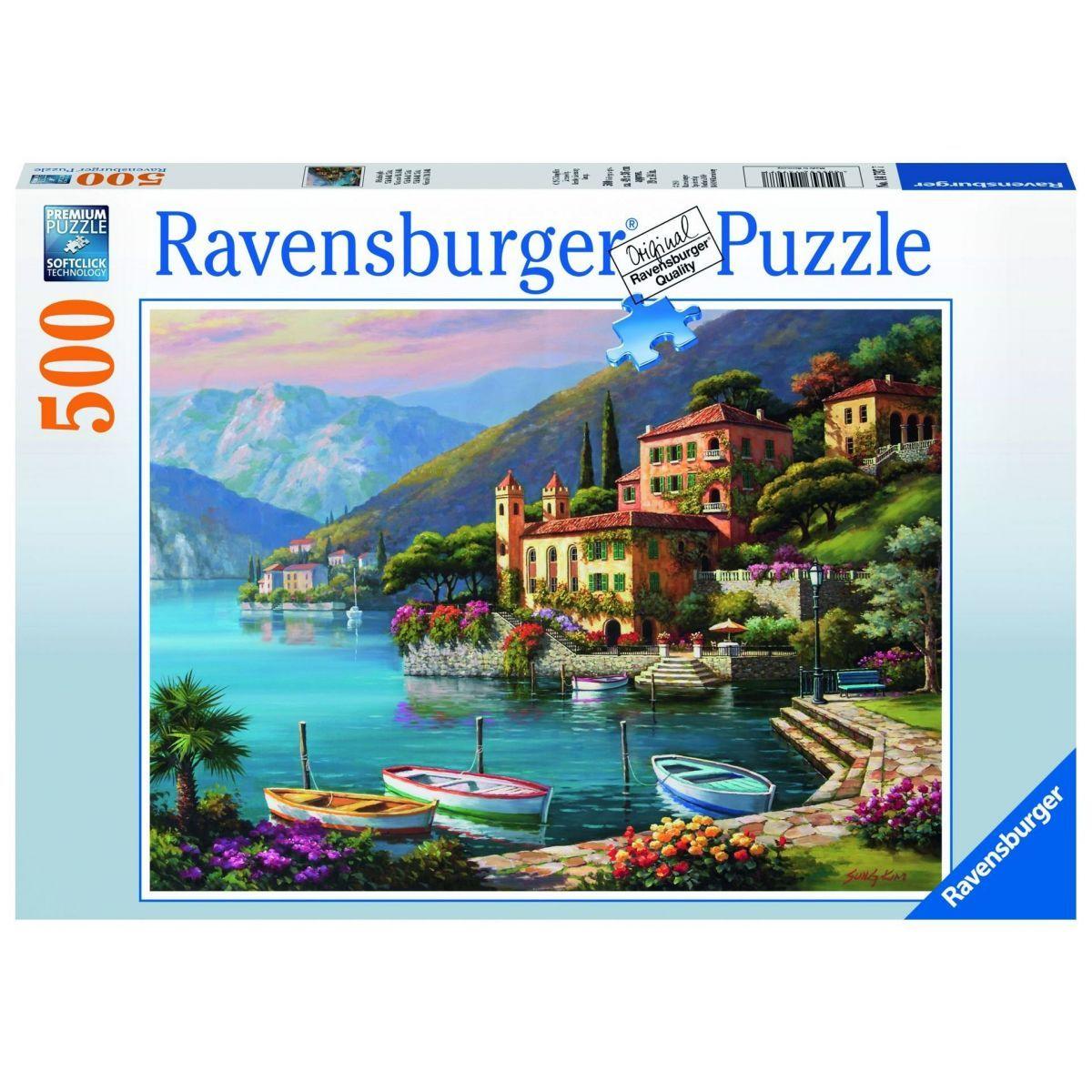 Ravensburger Puzzle Villa Bella Vista 500 dílků