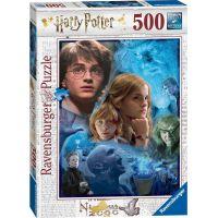 Ravensburger puzzle Harry Potter v Bradavicích 500 dílků
