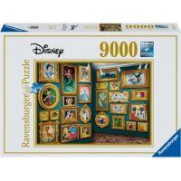 Ravensburger puzzle Disney muzeum 9000 dílků