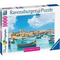 Ravensburger puzzle Malta 1000 dílků 3