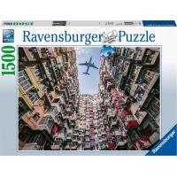 Ravensburger puzzle Hong Kong 1500 dílků
