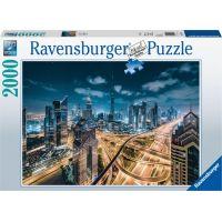 Ravensburger puzzle Dubaj 2000 dílků