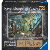 Ravensburger puzzle Exit puzzle: Zamčený sklep 759 dílků