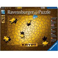 Ravensburger puzzle Krypt Gold 631 dílků