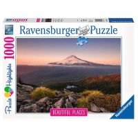 Ravensburger Puzzle 151578 Stratovulkan Mont Hook Oregon USA 1000 dílků