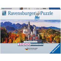 Ravensburger puzzle Zámek Neuschwanstein 1000 dílků