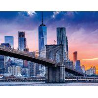 Ravensburger puzzle New York s mrakodrapy 2000 dílků