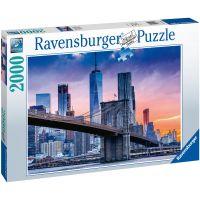 Ravensburger puzzle New York s mrakodrapy 2000 dílků 3