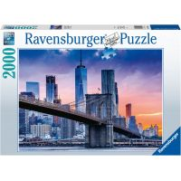 Ravensburger puzzle New York s mrakodrapy 2000 dílků 2